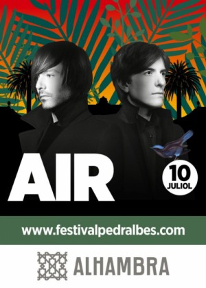 Concierto de Air en Barcelona