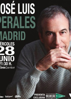 Concierto de José Luis Perales en Madrid
