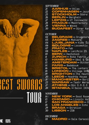 Concierto de Forest Swords en Barcelona