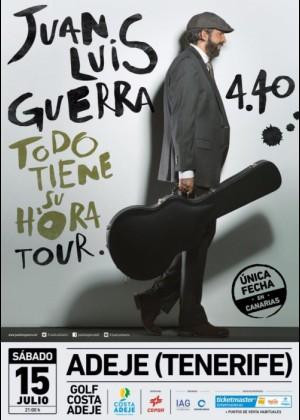 Concierto de Juan Luis Guerra en Tenerife