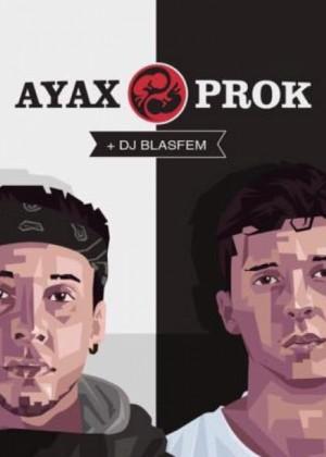 Concierto de Ayax & Prok en Valencia