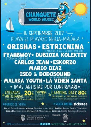 Chanquete World Music Festival