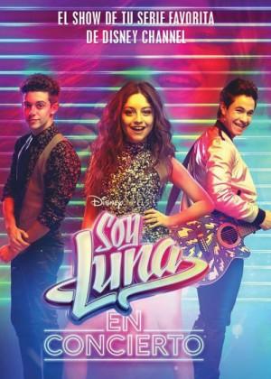 Concierto de Soy Luna en Barcelona