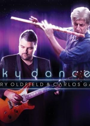 Concierto de Terry Oldfield  y Carlos Garo en Madrid