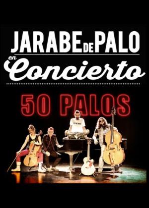 Concierto de Jarabe de Palo en Madrid