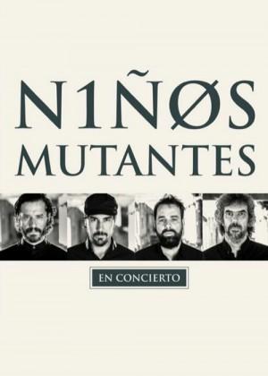Concierto de Niños Mutantes en Granada