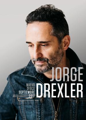 Cartel en baja resolución del Concierto de Jorge Drexler en Barcelona