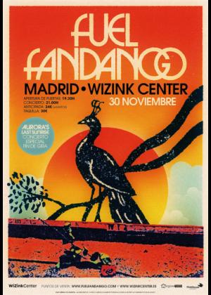 Concierto de Fuel Fandango en Madrid