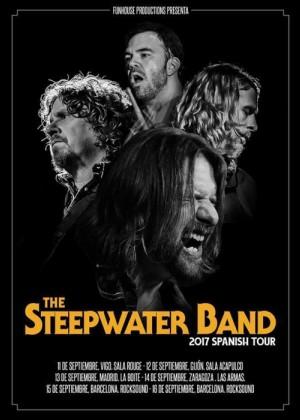 Concierto de The Steepwater Band en Madrid