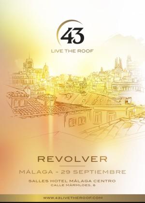 Concierto de RevolveR en Málaga