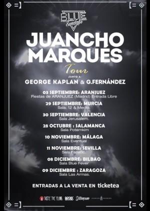 Concierto de Juancho Marqués en Granada
