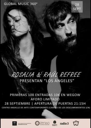 Concierto de Rosalía en Sevilla