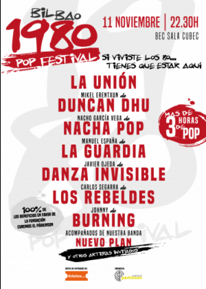 1980 Pop Festival de Bilbao