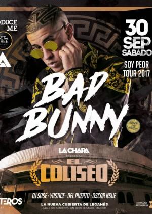 Madrid concerts 2019