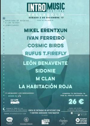 Cartel de Intro Music Festival 2017