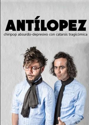 Concierto de Daniel Casares + Antílopez en Estepona