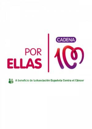 Cartel de Festival Por Ellas de Cadena 100