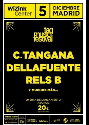 Cartel de TAG Music Festival 2017