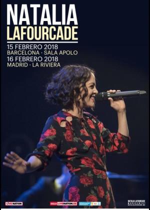 Concierto de Natalia Lafourcade en Barcelona