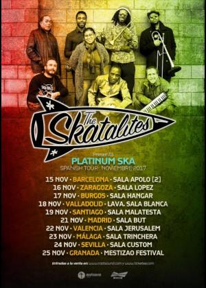 Concierto de The Skatalites en Sevilla