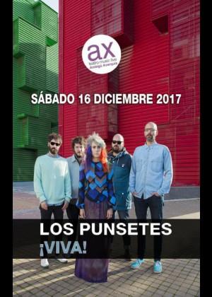 Concierto de Los Punsetes en Córdoba