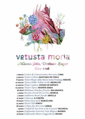 Concierto de Vetusta Morla en Barcelona
