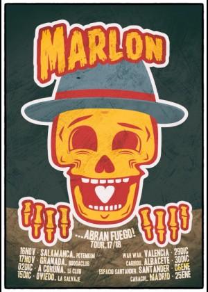 Concierto de Marlon en Albacete