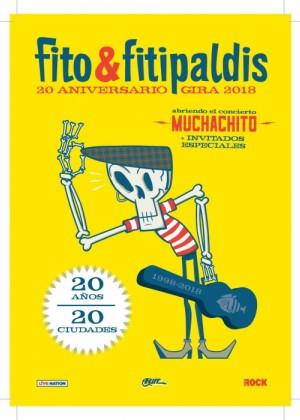 Concierto de Fito & Fitipaldis en Pamplona/Iruña