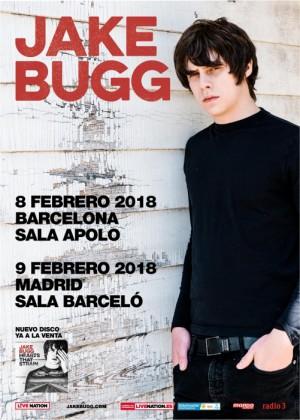 Concierto de Jake Bugg en Barcelona