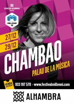 Concierto de Chambao en Barcelona