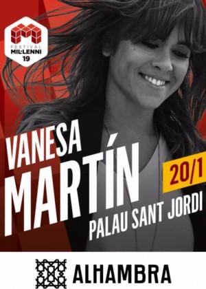 Concierto de Vanesa Martín en Barcelona