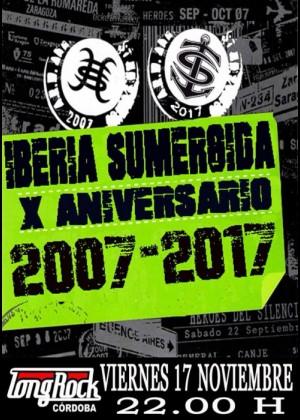 Concierto de Iberia Sumergida en Córdoba