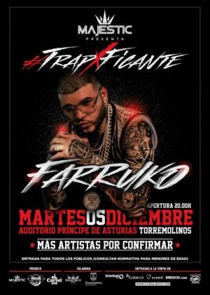 Concierto de Farruko en Torremolinos