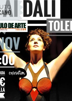 Concierto de Ai Dalí Tributo a Mecano en Toledo