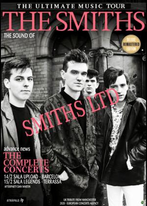 Concierto de The Smiths LTD en Terrassa