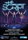 Concierto de The Script en Madrid