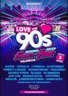 Love The 90s en Valencia