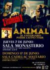 Concierto de A.N.I.M.A.L. en Barcelona