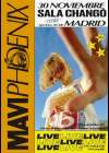 Concierto de Mavi Phoenix en Madrid