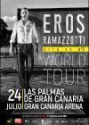 Concierto de Eros Ramazzotti en Las Palmas de Gran Canaria