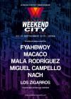 Weekend City Festival 2019