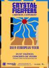 Concierto de Crystal Fighters en Valencia