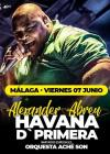 Concierto de Alexander Abreu + Havana de Primera en Málaga
