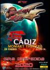 Concierto de Barón Rojo en Cádiz