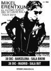 Concierto de Mikel Erentxun en Madrid