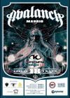 Concierto de Avalanch en Madrid