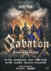 Concierto de Sabaton + Apocalyptica + Amaranthe en Barcelona