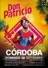 Concierto de Don Patricio en Córdoba