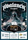 Concierto de Avalanch + Dragonfly en Valencia