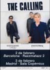 Concierto de The Calling en Barcelona